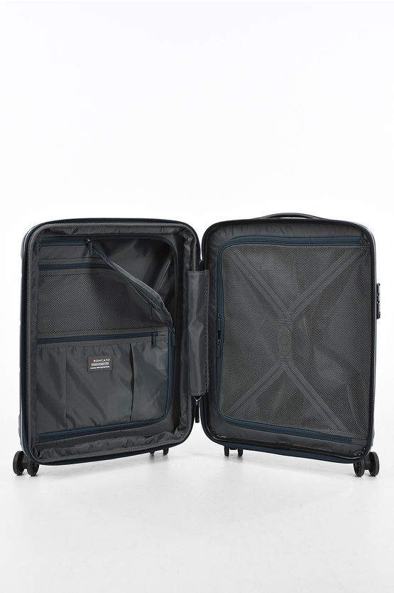 FLIGHT DLX Set 3 Trolley 4R Blu Notte