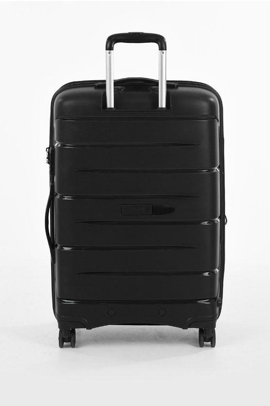 FLIGHT DLX Set 3 Trolley 4W Black