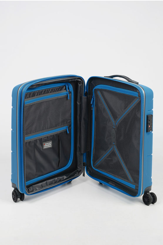 FLIGHT DLX  Set 3 Trolley 4W Blue Sky