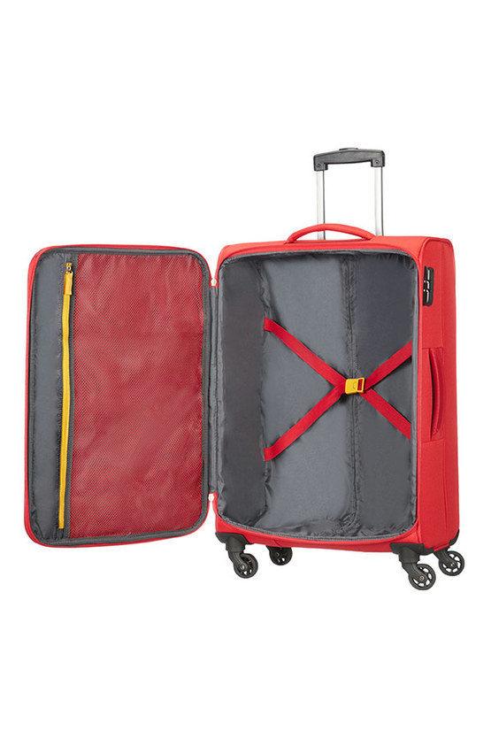 FUNSHINE Trolley Medio 66cm 4R Rio Red