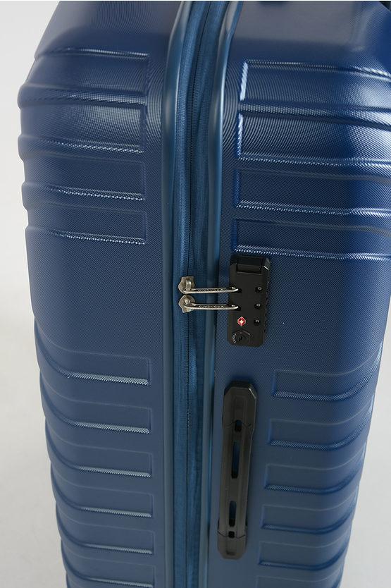 FUSION Trolley Grande 77cm 4R Blu