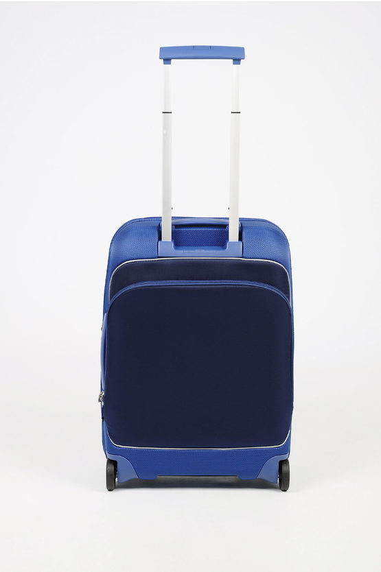 FUZE Trolley Cabina 55cm 2R Espandibile Blu