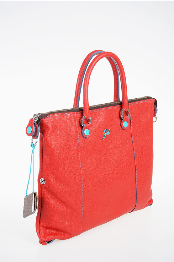 G3 PLUS Leather Bag M RUGA