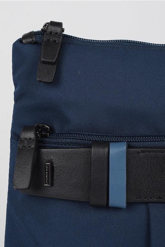 HEXAGON Borsello porta iPad®10.5/9.7 Blu