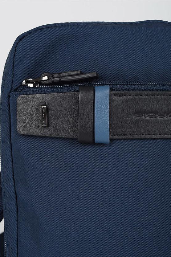 HEXAGON Borsello porta iPad®mini Blu