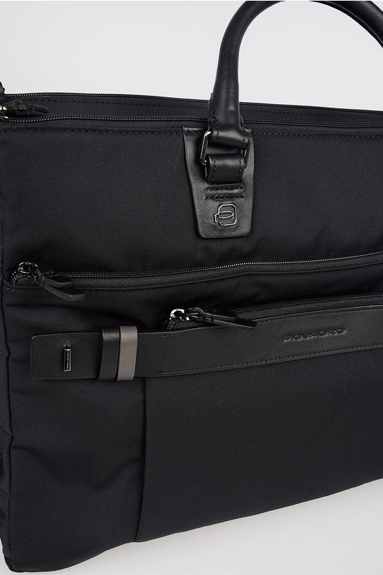 HEXAGON Briefcase Black