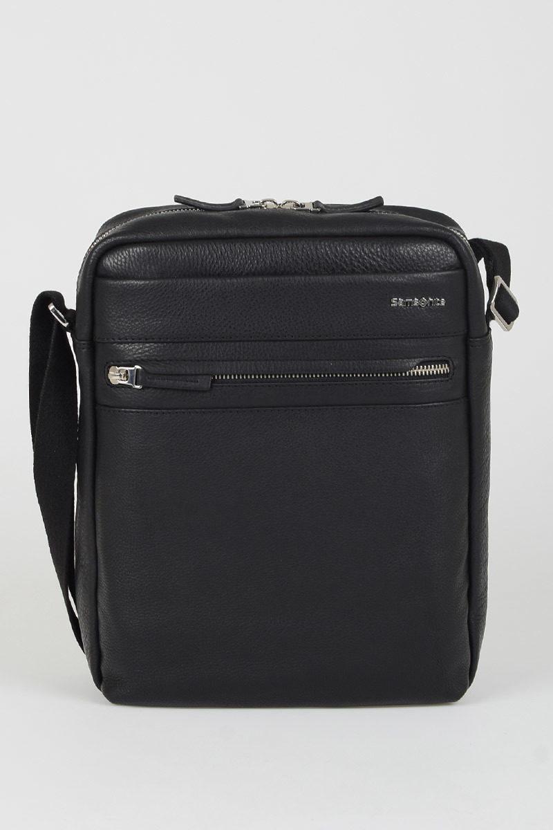 3680469812 HIP CLASS Borsello porta Tablet 10.1'' Nero Samsonite uomo ...