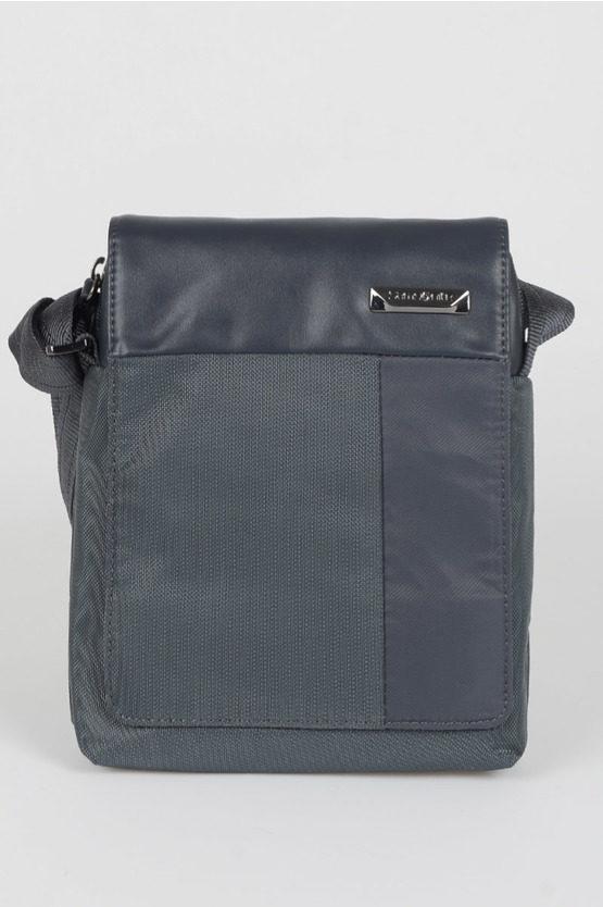 HIP TECH Borsello porta Tablet 7.9'' + Flap Grigio