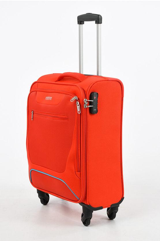 HYPERBREEZ Trolley Cabina 55cm 4R Rosso