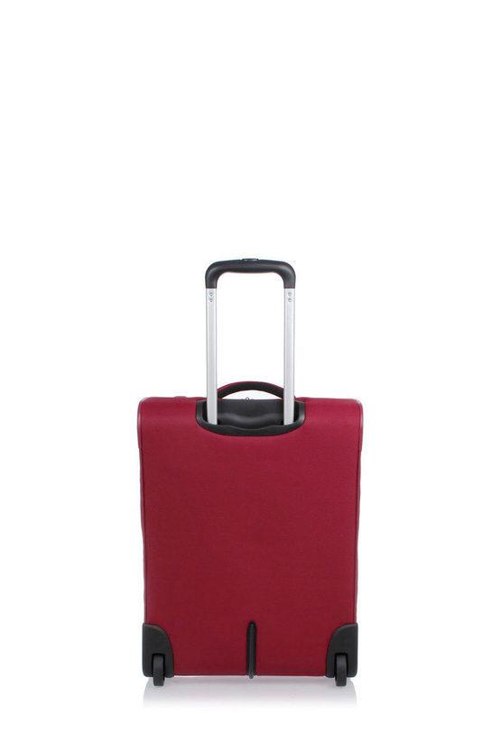 IRONIK Cabin Trolley 55cm 2W Red