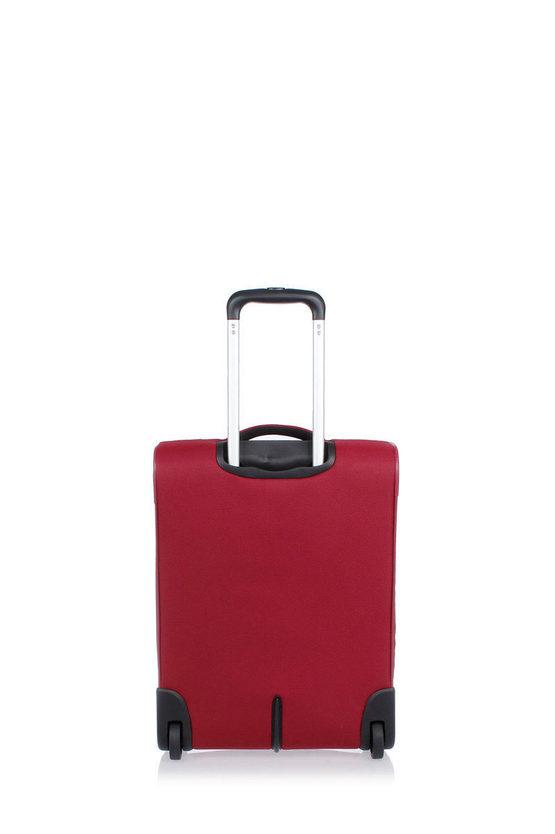IRONIK Trolley Cabina 55cm 2R Espandibile Rosso
