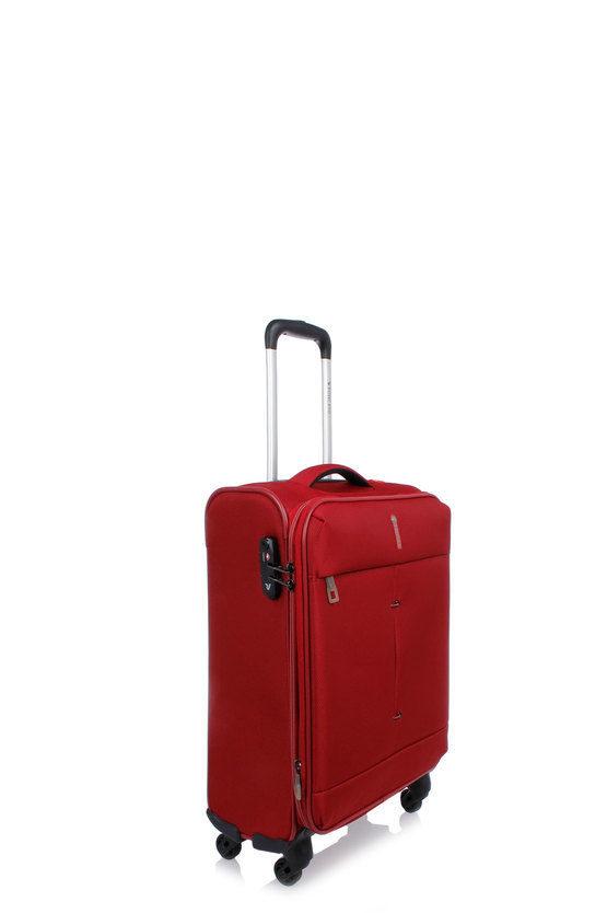 IRONIK Trolley Cabina 55cm 4R Espandibile Rosso