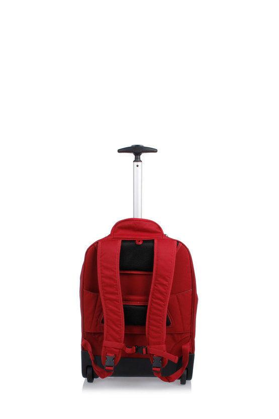 IRONIK Zaino Trolley Cabina 2R Rosso