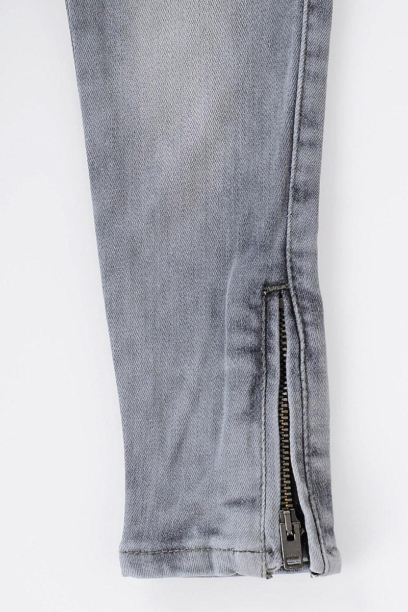 Diesel Kids Jeans SKINZEE-LOW-ZIP in Denim Stretch con Swarovski ... bda4a8ad607