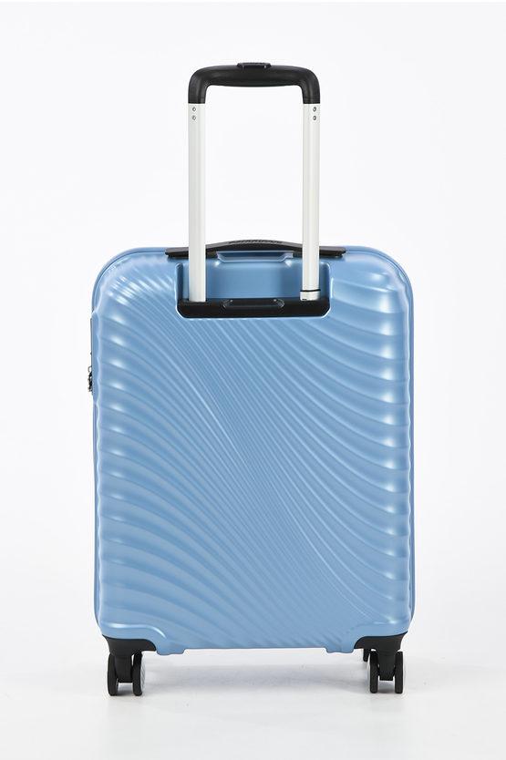 JETGLAM Cabin Trolley 55cm 4W Metallic Powder Blue