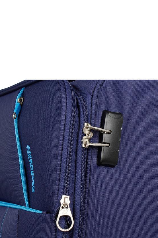 JOYRIDE Trolley Grande 79cm 4R Espandibile Blu