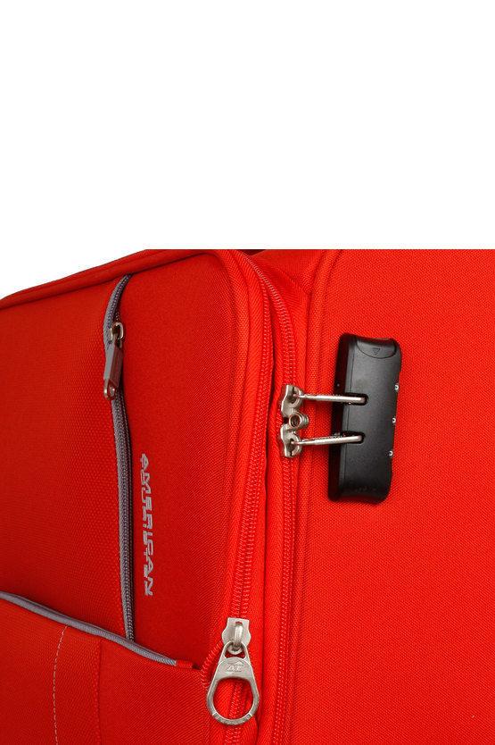 JOYRIDE Trolley Grande 79cm 4R Espandibile Rosso