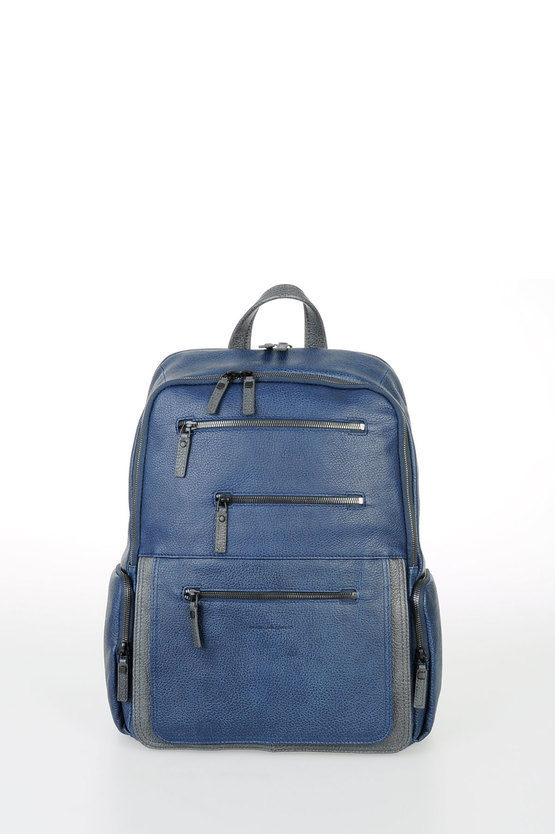 KARL Big size Backpack for PC iPad®Air/Pro 9.7 Blue