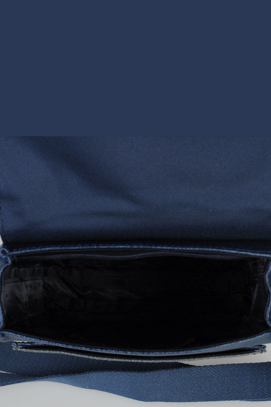 KARL Mini Borsello organizzato Blu