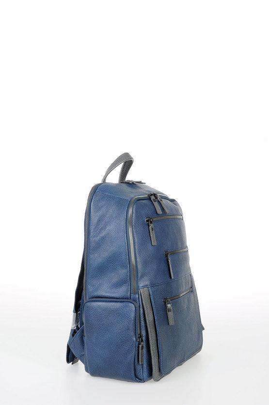 KARL Zaino Grande porta PC iPad®Air/Pro 9.7 Blu