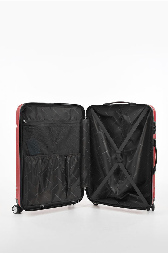 Large Trolley 78cm 4W Red