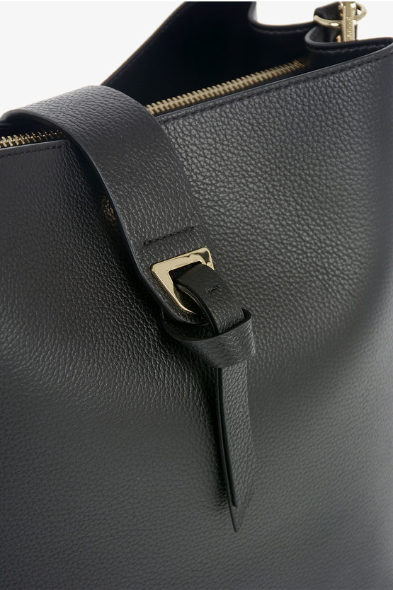 Leather ALBA Bucket Bag
