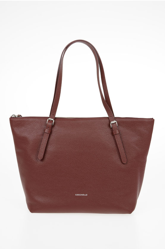 Leather ALIX Tote Bag