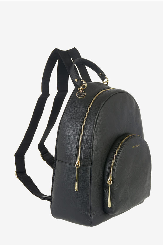 Leather ALPHA Backpack