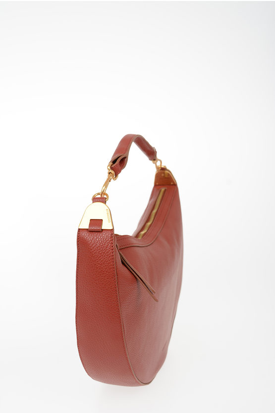Leather ANAIS Hobo Bag