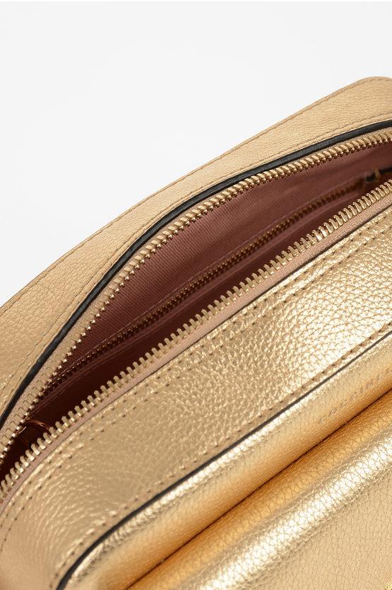 Leather BEAT SOFT Shoulder Bag