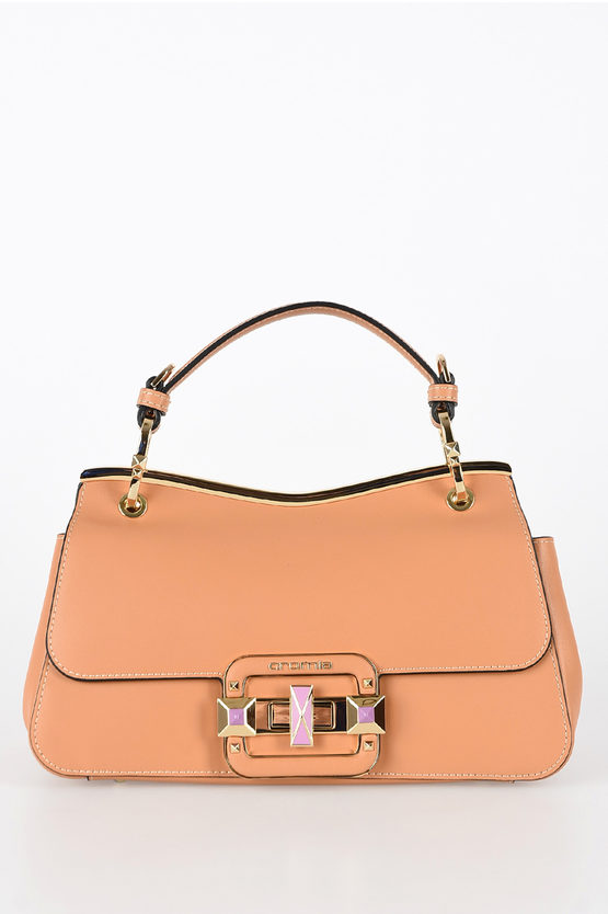 Leather BLUSH Bag