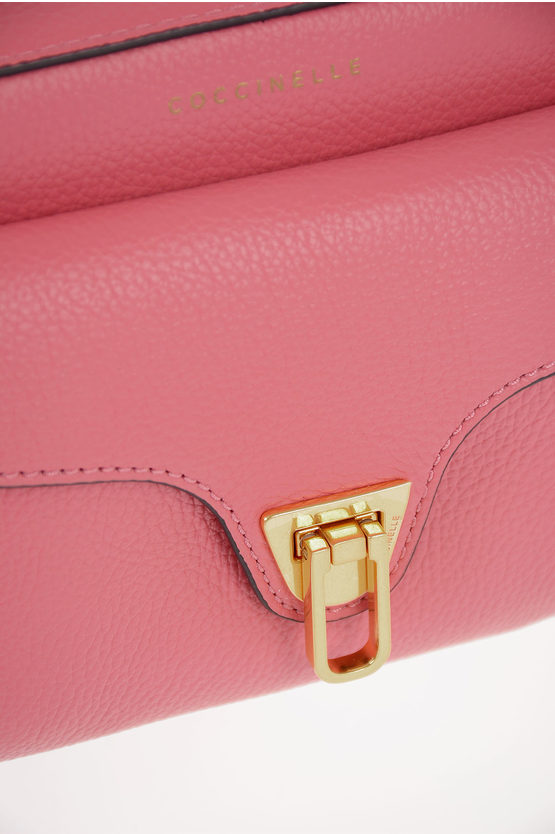 Leather BOUGANVILLE Bag