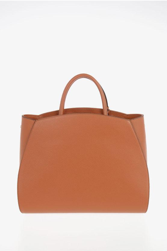 Leather CONCRETE Bag