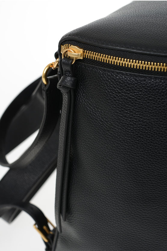 Leather CONCRETE JOURNAL Backpack