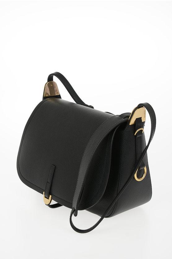 Leather FAUVE Shoulder Bag
