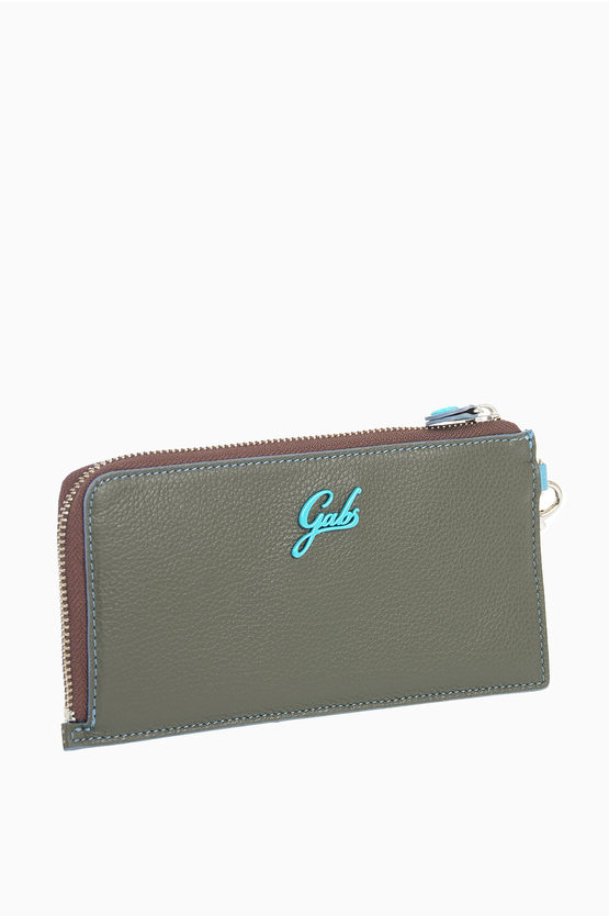 Leather GMONEY19 Wallet
