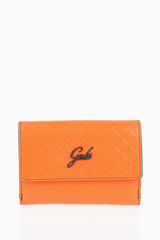 Leather GMONEY24 Wallet