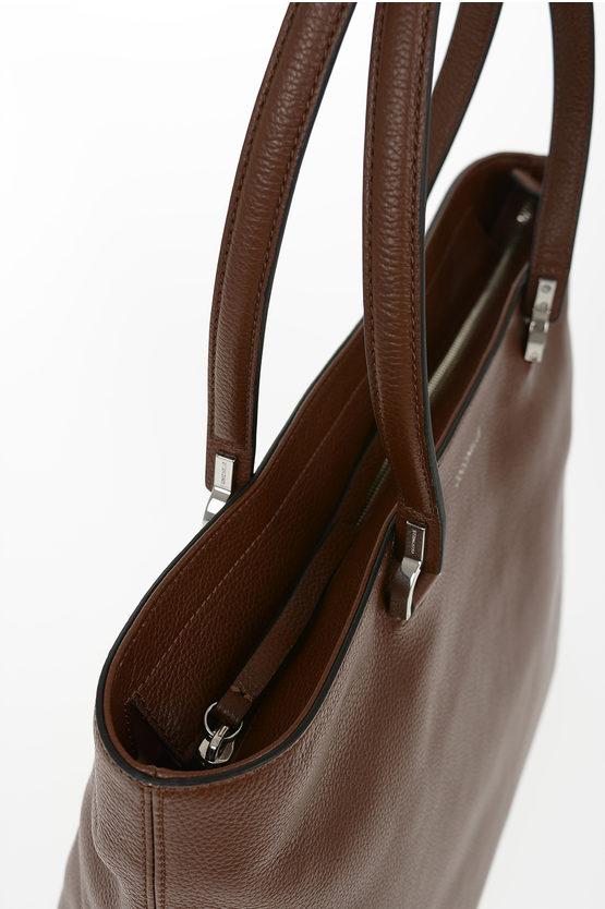 Leather KEYLA Tote Bag
