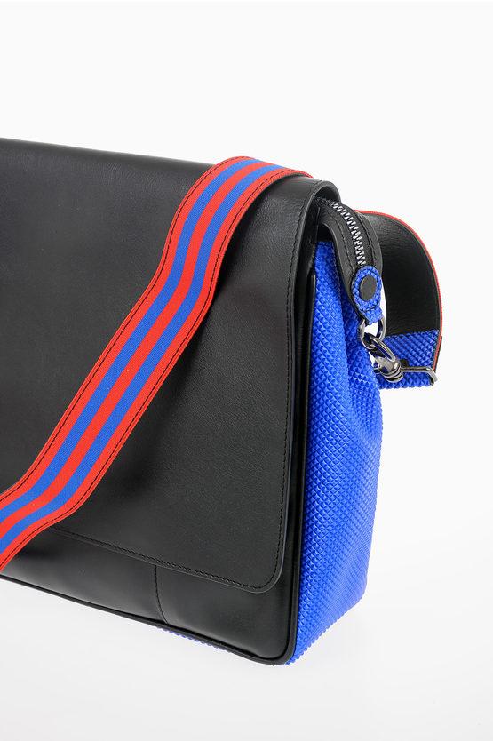 Leather KID Shoulder Strap Bag