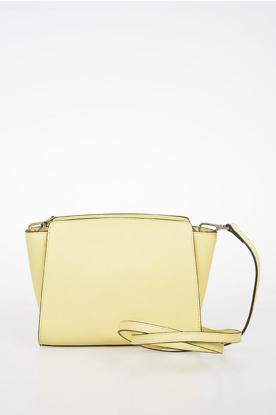 Leather PERLA Shoulder Bag