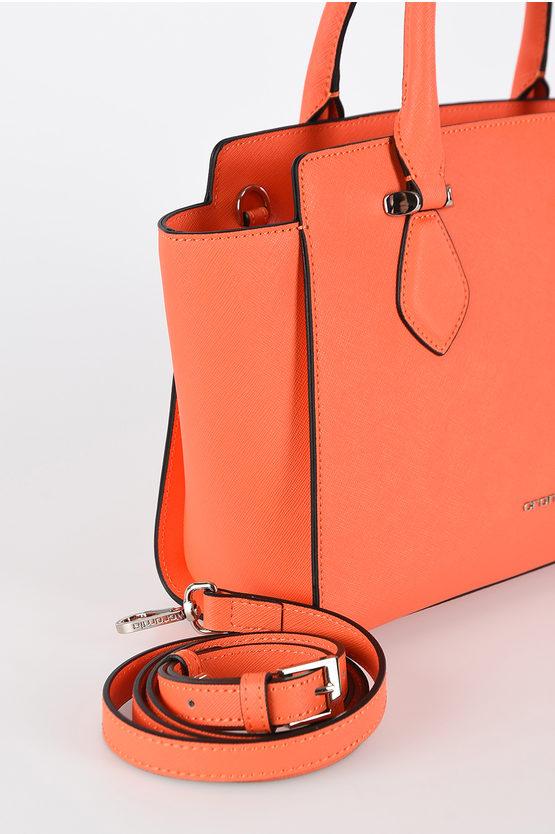 Leather PERLA Tote Bag