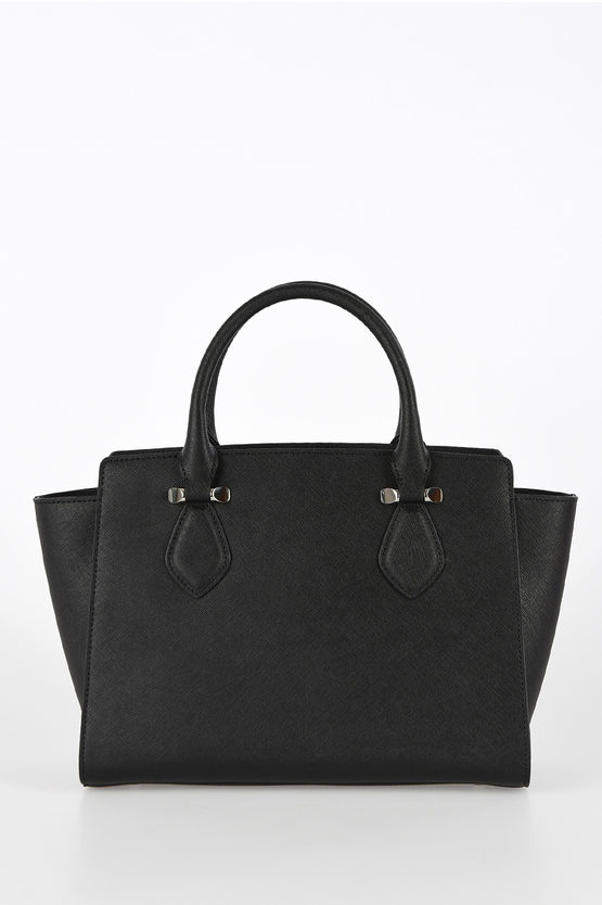 Leather PERLA Tote Bag