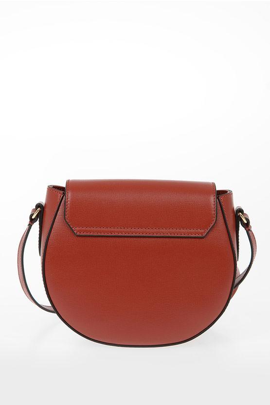 Leather SORTIE TEXTURED Shoulder Bag
