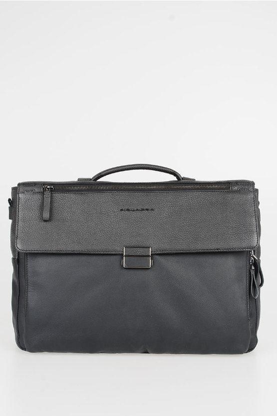 LINE Cartella Porta Computer e Porta iPad®10.5/9.7 Nero