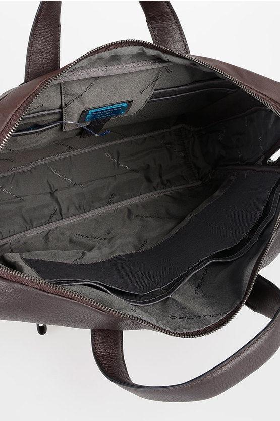 LINE Cartella Porta iPad®10.5/9.7 In Pelle Testa di Moro