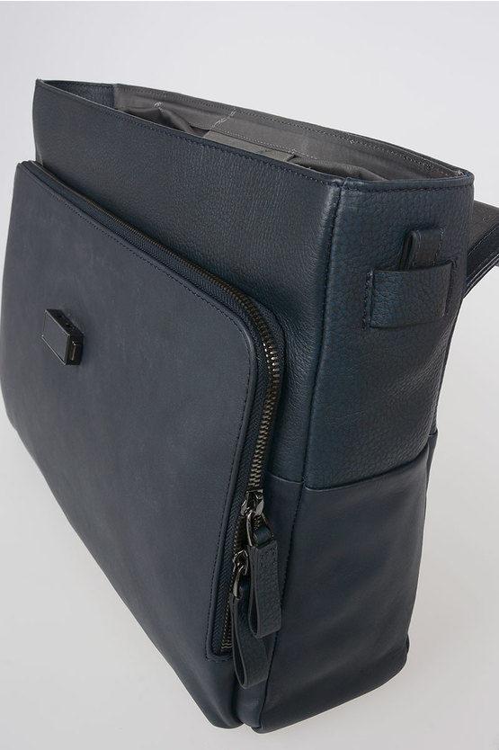 LINE Cartella porta PC iPad®10.5/9.7'' Blu