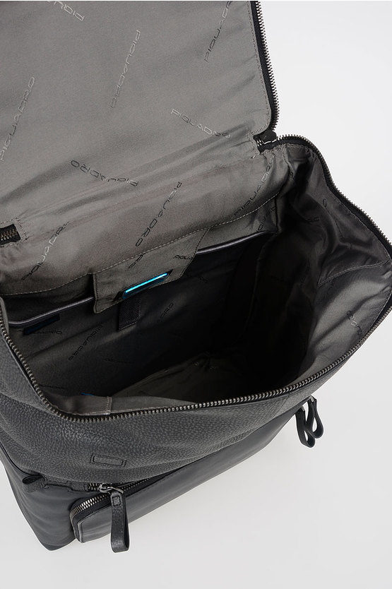 LINE Leather Backpack 10.5/iPad 9.7 Black