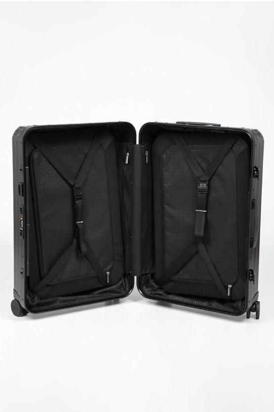 LITE-BOX ALU Medium Trolley 69cm 4W Black