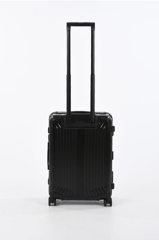 LITE-BOX ALU Trolley Cabina 55cm 4R Nero