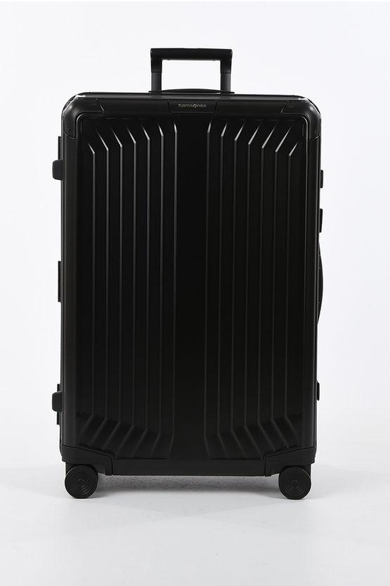 LITE-BOX ALU Trolley Grande 76cm 4R Nero